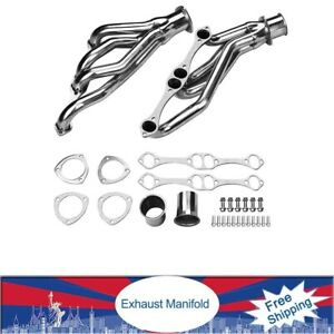 Exhaust Manifold Headers For Eh 033 58 82 Chevy Corvette Block T Bucket Roadster