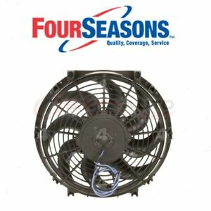 Four Seasons Engine Cooling Fan For 1984 1986 Dodge Conquest Belts Clutch Aw