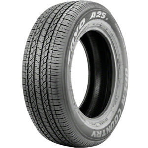 1 New Toyo Open Country A25a P235 65r18 Tires 2356518 235 65 18