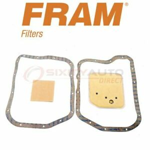 Fram Automatic Transmission Filter For 1971 1980 International Scout Ii Yw