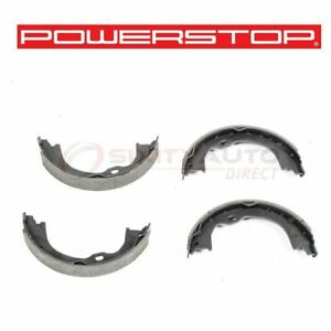 Powerstop Rear Parking Brake Shoe For 2007 2017 Jeep Wrangler Disc Pads Lu