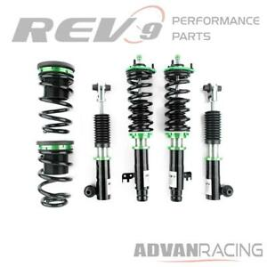 Hyper Street One Lowering Kit Adjustable Coilovers For Fusion 06 12