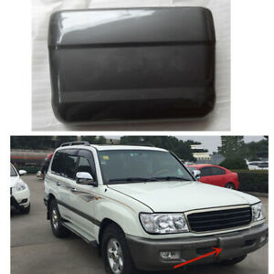 Front Bumper Winch Cover Trim For Toyota Land Cruiser Lc100 4500 4700 1998 2007