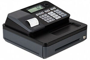 Electronic Cash Register Customer Display Programmable Tax Function Easy Set Up
