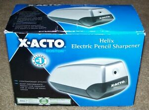 X acto Electric Pencil Sharpener Opened But Never Used