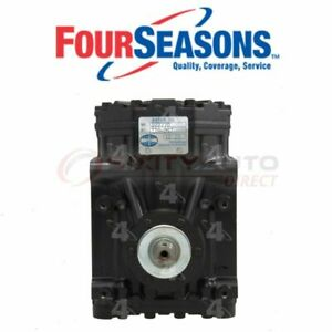 Four Seasons Ac Compressor For 1974 1983 Jeep Cj5 Heating Air Conditioning Nl