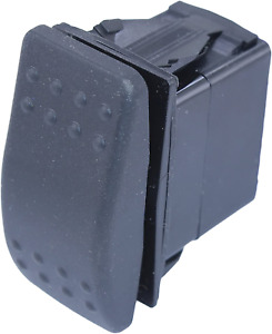 Dc Momentary Reversing Rocker Switch Double Pole Double Throw