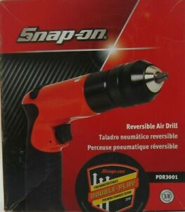 Snap On 3 8 Keyless Chuck Reversible Pneumatic Drill Pdr3001 Brandnew Free Ship