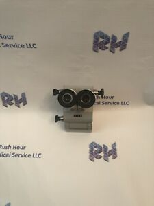 Carl Zeiss F170 T Surgical Microscope Head Inclinable 10x 22b Eyepieces