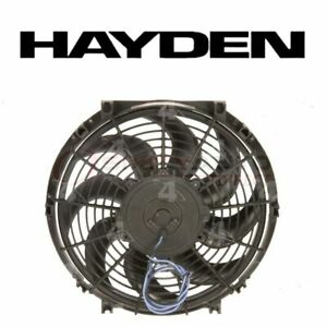 Hayden Engine Cooling Fan For 1991 2005 Acura Nsx Belts Clutch Motor Ai