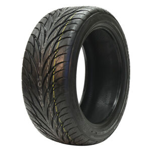 2 New Federal Ss595 P205 40r17 Tires 2054017 205 40 17