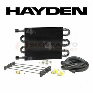 Hayden Automatic Transmission Oil Cooler For 1996 2001 Ford F 100 Ranger Oi