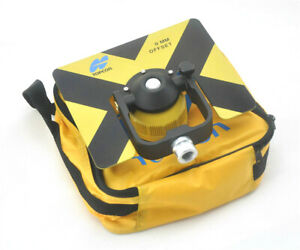 All Metal Single Prism 30mm 0mm For Topcon Total Stations Surveying
