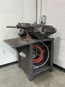 Hunter Engineering Bl 550 Brake Lathe W Bench Needs A Little Work But Solid