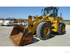 2004 Kawasaki 80zv Nice Wheel Loader Ready To Work