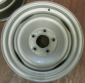 Chevy Gmc Truck Van Suv Factory Original Oem 15 Inch 5x5 Bolt Wheel Rim 8030 Tdu