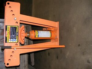 16 Ton Hydraulic Pipe Bender With 7 Dies