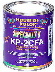 Kwikkure Epoxy Primer surfacer chromate free Version Part A 1 Quart