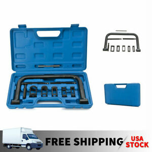 Engine Overhead Valve Spring Installer Remover Tool Kit Ohv Ohc Compressor New
