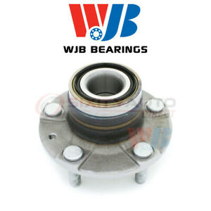 Wjb Wheel Bearing Hub Assembly For 1993 2002 Mazda 626 2 0l 2 5l L4 V6 Ow