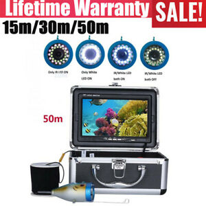 15M 30M 50M 1000TVL Fish Finder Underwater Fishing Camera For Sea/River Fishing