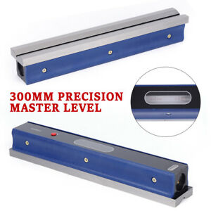 12 300mm Precision Bar Level Engineers Machinist For Machinist Tool 0 02mm m