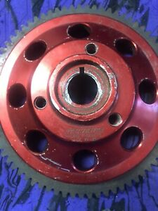 650sx Lightweight Aluminum Flywheel And Ignition
