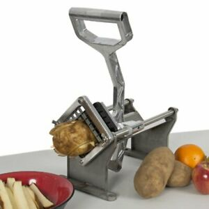 Best Choice Products Potato French Fry Fruit Vegetable Cutter Slicer Commercial