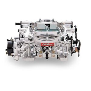 Edelbrock 180349 Thunder Series Avs Carburetor Electric 500 Cfm