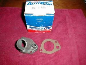 Nos Everco 1965 86 Ford 260 289 302 351w Thermostat Housing Mercury Most