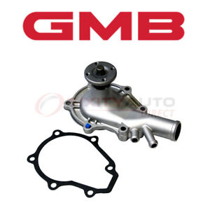 Gmb Water Pump For 1960 1964 Plymouth Savoy 3 7l L6 Engine Cooling Sending Zo