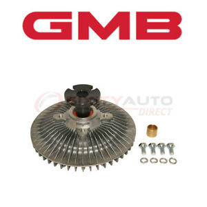 Gmb Cooling Fan Clutch For 1984 Lincoln Mark Vii 5 0l V8 Engine Coolant Io
