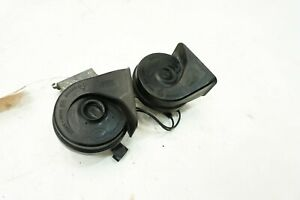 10 2012 Lincoln Mkz Oem Dual Hight And Low Note Electronic Horn W Bracket 1026