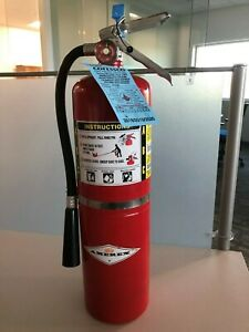 Amerex A456 10 Lb Multipurpose Dry Chemical Fire Extinguisher