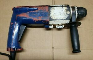 Hilti Te10 Corded Rotary Hammer Drill With Handle And Hard Carry Case
