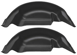 Husky Liners 79121 Rear Wheel Well Covers Guard For 2016 2020 Ford F150