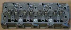 Kubota New Cylinder Head Loaded For Kubota V1505 V1505d V1505 E