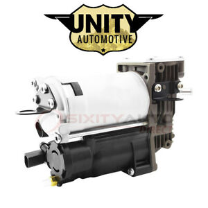Unity Air Suspension Compressor For 2013 2016 Mercedes benz Gl350 Spring Vw