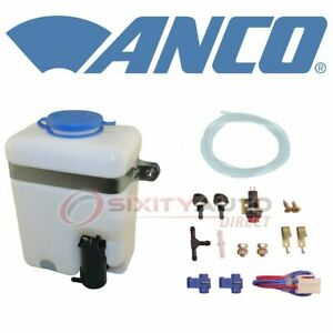 Anco Windshield Washer Pump For 1960 1968 Rover 3 Litre Wiper Fluid Ft