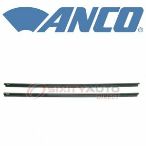Anco Front Wiper Blade Refill For 1963 1988 Ford Thunderbird Windshield Sq