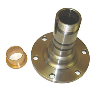 Omix Ada 16529 01 Dana 25 Spindle With Bushing 41 71 Willys Jeep Models