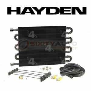 Hayden Automatic Transmission Oil Cooler For 1961 1971 International Scout Pf