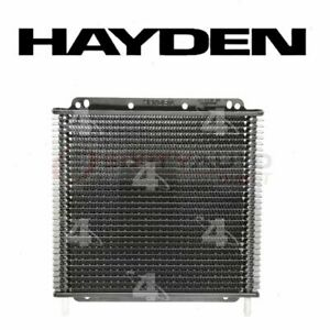 Hayden Automatic Transmission Oil Cooler For 1968 1970 International Scout Ww