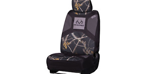 Universal Low Back Camo Antler Seat Cover Realtree Outfitters Nib