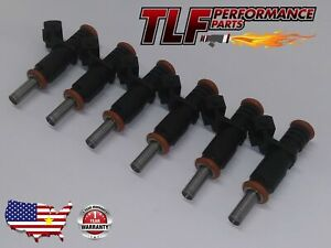 Performance Fuel Injectors Fit Bmw 2011 528i 3 0l Set 6 24lb
