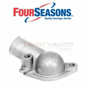 Four Seasons Engine Coolant Water Outlet For 1969 1972 Chevrolet Townsman Cr