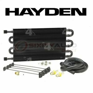 Hayden Automatic Transmission Oil Cooler For 1967 1982 Toyota Corona Bw