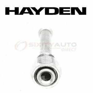 Hayden Oil Cooler Line Connector For 2015 Jeep Renegade Automatic Rs