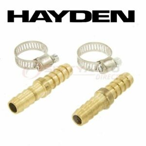 Hayden Oil Cooler Line Connector For 1987 Jeep J10 Automatic Transmission Hx