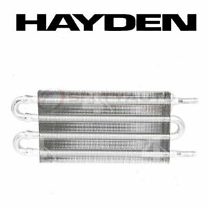 Hayden Automatic Transmission Oil Cooler For 1967 1982 Toyota Corona Sp
